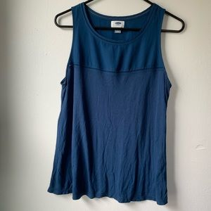 Old Navy Tops - Blue Old Navy Tank Top
